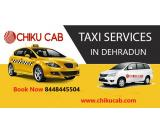 Book Chiku cab for one way trip, round trip.