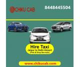 We provide Online affordable taxi services in Jaipur.