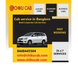 Taxi service in Bangalore at 20% discount.