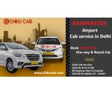 Advantages of Using an Airport Cab service in Delhi!