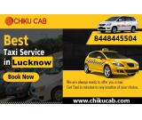 Get the best benefit of the taxi service in Lucknow