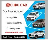 We offer cabs service with the sedan, SUV, Dzire etc in Jaipur.
