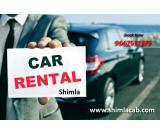 Car Rental Providers in Shimla