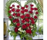 Order Online Lovely Red Rose Basket to Vizag Visakhapatnam