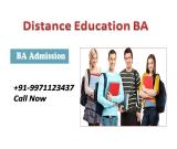 Distance BA - Course, Career, Eligibility, Scope, Fees, Admission 2020-21.9971123437