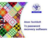 Atom TechSoft brilliant 7z Password Recovery Software