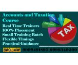 Attend Taxation Course by Expert CA at SLA Consultants India
