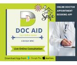 Online Doctor Live Consultation - Doc Aid
