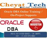 Oracle DBA Online Training Job Support & Proxy By Cheyat Technologies