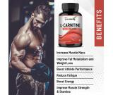 Buy L-Carnitine Capsules to Boost Athletic Performance