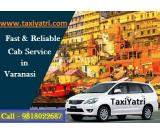 Book Varanasi Taxi Service at Best Price