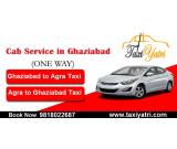 Book Cab Service in Ghaziabad at very Lowest Fare