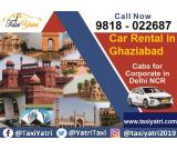 How to Book Cab Service in Ghaziabad