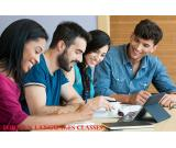Foreign Languages Classes -(English, French, Spanish)