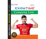 EXAMTIME Company Law Book for CS Examination 2020