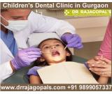 Children's Dental Clinic in Gurgaon | Kids Dental Treatments