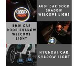 Buy Car Shadow Welcome Light for all cars at best prices in India – Automaze