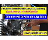 Onspot Bike Repair and General Service in Gachibowli,Manikonda Hyderabad