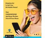 Sell Mobile Phone With CASHONPHONE