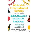 Best nursery school in Haridwar | Whizzkid International School