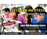 Web Designing Course in Hyderabad with Placement