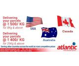 Courier Service's| Atlantic International Express