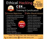 Certified Ethical Hacker | CEH Certification | Infosavvy