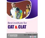 CAT 2020-21 Coaching Provided by Edufoster Career Institute