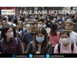 Face Mask Detection | Social Distance Monitoring