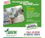 Sanitization & Disinfectant Services - Gujarat Pest Control Services