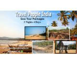 Goa Tour Packages, Goa Beach Tours, Goa Honeymoon Package, Taj Mahal Tours With Goa