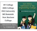MS Ramaiah engineering college admission | Collegeadmissioncare.com