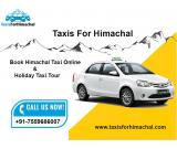 Himachal Taxi Rental Service