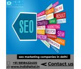 Find the best seo marketing companies in delhi