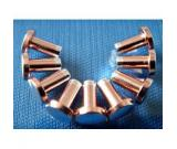 Electrical Contact Rivet - Tri-Metal Electrical Contact Manufacturer from New Delhi
