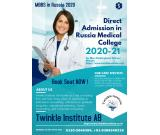 Best MBBS college in Russia2020-21 Twinkle InstituteAB