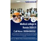 Study medical college in Russia 2020-21 Twinkle InstituteAB