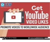 Get the best YouTube Video Likes in india
