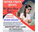 Genuine Full Time/Part Time Jobs at Home
