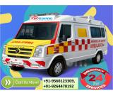 Avail Nicely Transportation by Medivic Ambulance Service in Dhanbad