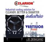 Get The Best Quality Clarion Ventilion Industrial Coolers in India