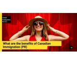 What are the benefits of Canadian Immigration