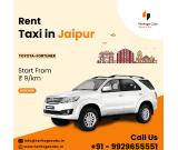 Hire taxi in jaipur For night party