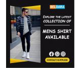 Connect with Best Suppliers of Men's Wears at wholesale rate on Beldara