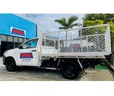 Content us for commercial ute hire in Melbourne