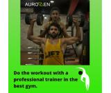 Find out all the best gym around your area, which has a professional fitness trainer.
