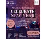 Mussoorie New Year Packages – Royal Orchid Fort Resort Mussoorie