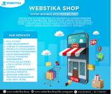 WEBSTIKA SHOP WE PROVIDE THE BEST  SERVICES