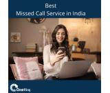 Best Missed Call Service in India by Onering