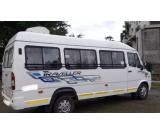 Tempo Traveller Hire in Delhi or Tempo Traveller on Rent